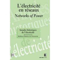 L'électricité en réseaux - Annales historiques de l'électricité n°2