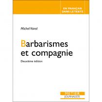 Barbarismes et compagnie