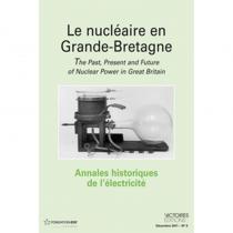 Le nucléaire en Grande Bretagne - Annales historiques de l'électricité n°9