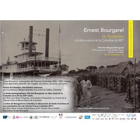 Conférence, Ernest Bourgarel, un Toulonnais à la découverte de la Colombie du XIXe siècle